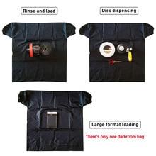 Светильник для фотосъемки, профессиональный, на молнии, для темной комнаты, сумка для фотосъемки, двухслойная, Антистатическая, практичная