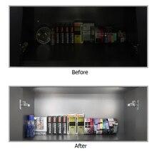 10PCS Night Light LED Cabinet Hinge Led Sensor Light Wardrobe Lamp Cupboard Door Bulb Kitchen Lighting 0.25W lampada