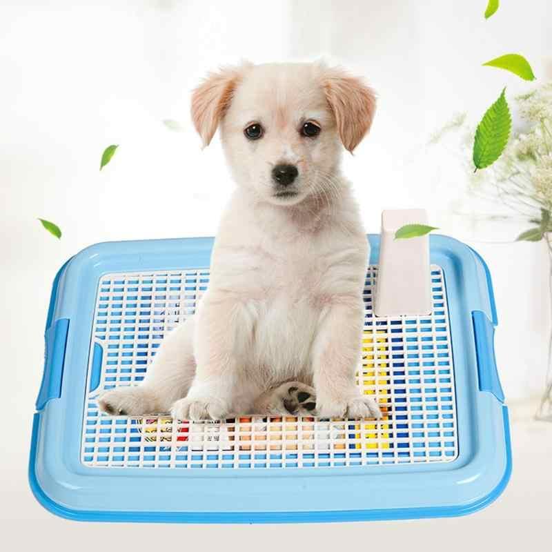 Решетчатый туалет для собак, туалет для домашних животных, туалет для собак, кошек, щенков, подстилка, тренировочный туалет, легко моющийся продукт для домашних животных, для внутреннего и наружного использования
