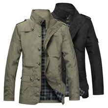 Дешевая Новая Осенняя зимняя горячая Распродажа Мужская модная сетчатая Повседневная рабочая одежда красивая куртка MC22