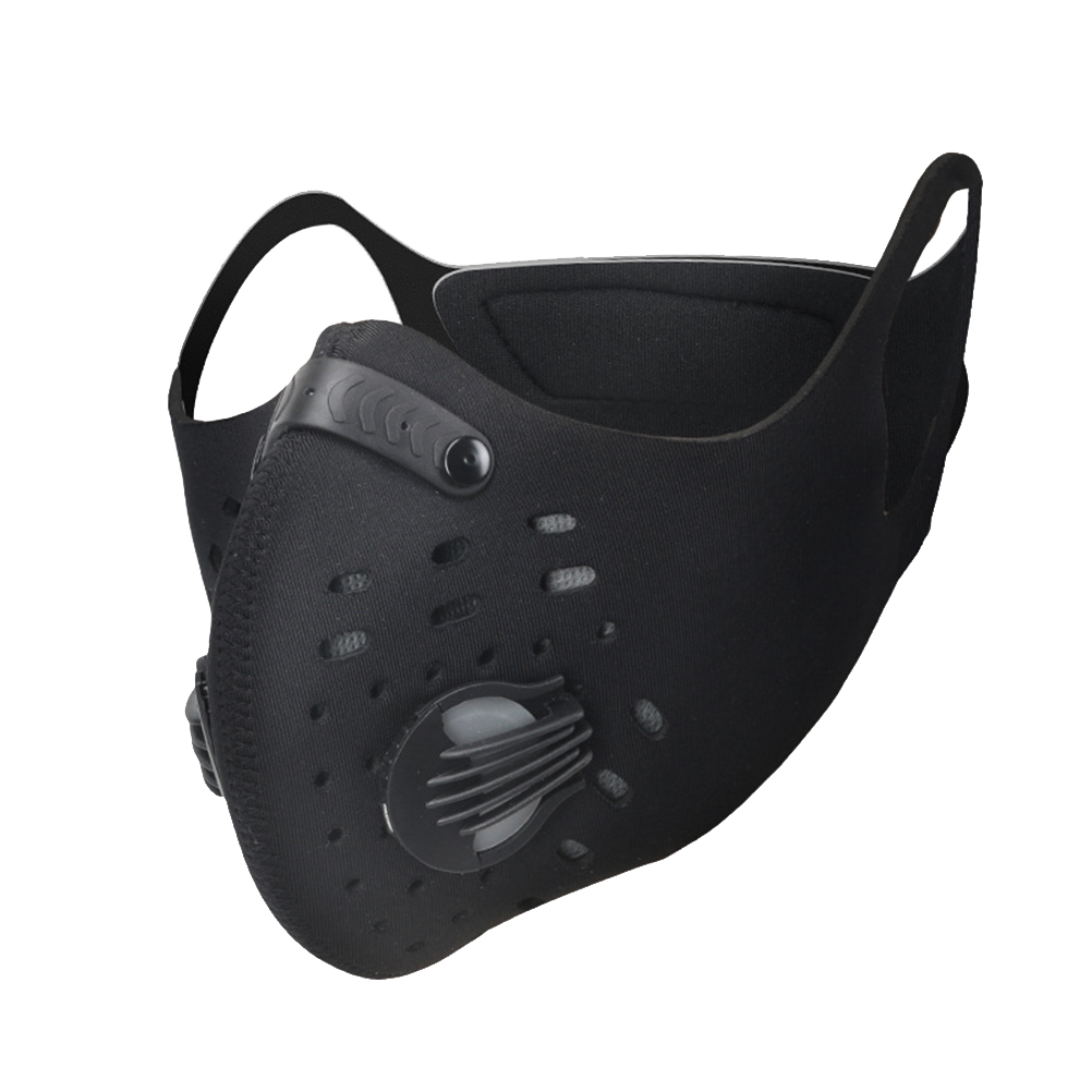 1 Pc Carbon Sport Maske Staub Maske Staubdicht Winddicht Anti-nebel Maske Für Radfahren Training Laufen Holz Carving Haus Reinigung Online Shop