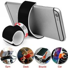 360 Degrees Universal Air Vent Mount Bicycle Car Cell Phone Holder Stands for iPhone 8 X 7 for Samsung Xiaomi Huawei LG HTC car swivel air vent mount holder for htc desire s g7s g12 black