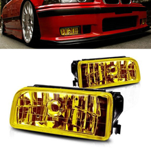 1 Pair Yellow LED Front Replacement Left Right side For 1992 1998 BMW E36 M3 Chrome