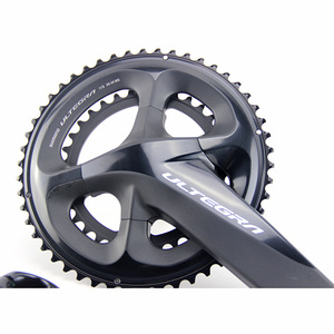Image 4 - SHIMANO R8000 Groupset ULTEGRA R8000 Derailleurs  ROAD Bicycle 50 34 52 36 53 39T 165 170 172.5 175MM 11 25 11 28 11 32T 6800
