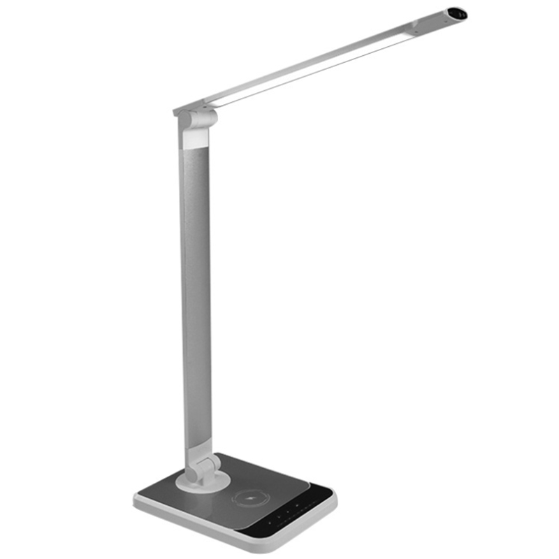 Smart Hand Sweep Wireless Smart Desk Lamp With Usb Charging Port, Wireless Charging, 3 Lighting Modes, Press Control, Hand SweSmart Hand Sweep Wireless Smart Desk Lamp With Usb Charging Port, Wireless Charging, 3 Lighting Modes, Press Control, Hand Swe