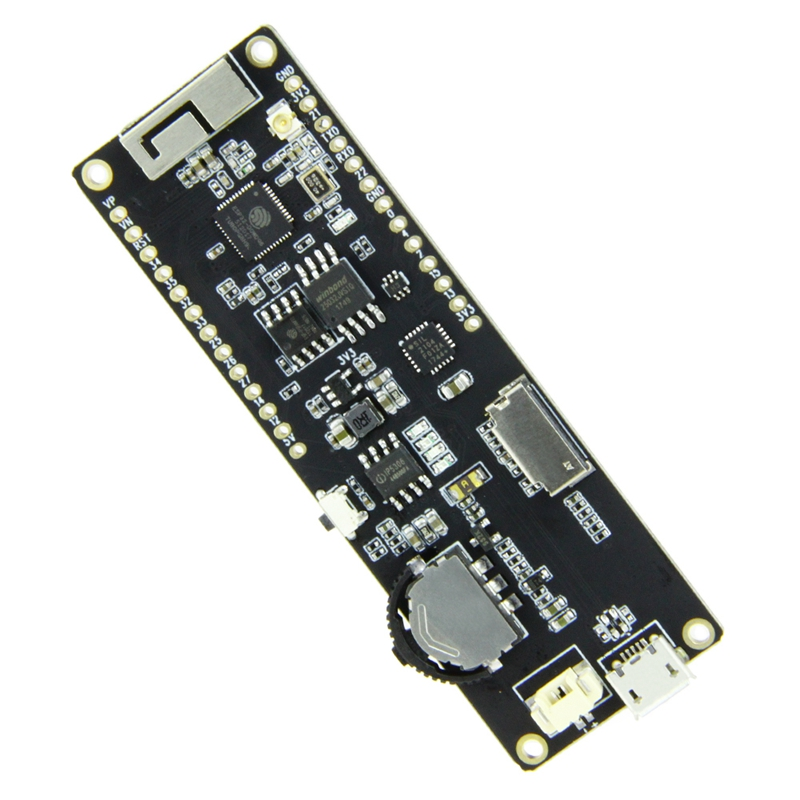 Image 5 - Ttgo T Eight Esp32 Sh1106 1.3 Inch Oled Display Ipex 3D Antenna 4Mb Spi Flash Psram Packet Monitor LED indicator-in Circuits from Consumer Electronics