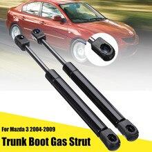 2 шт. Автомобильный багажник багажника газ пружинная стойка поддержка подъема для Mazda 3 2004-2009 BN8W56930 BN8V56930 BN8W56930A