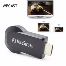 Mirascreen AirPlay Crome Cast Cromecast TV Receiver Miracast Airmirroring Dongle Smart TV HD Dongle 2 For Phone TV