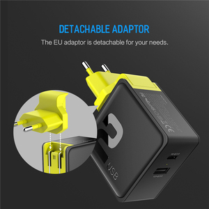 Image 2 - Pd USB Loại C Adapter Sạc Cho iPhone Xsmax X 8Plus QC 3.0 Fcp 36 W Sạc Nhanh Cho huawei Nhanh Du Lịch/Sạc Tường Phích Cắm Châu Âu