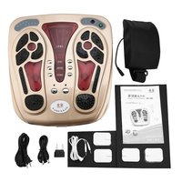 Health Care Foot Massaging Electromagnetic Infrared Wave Pulse Foot Massager