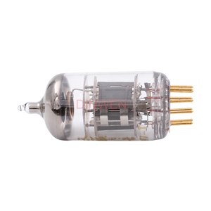 Image 4 - Shuguang Natural Sound 12AT7 T/12AU7 T/12AX7 T Vacuum Tube Replace ECC83 ECC82 12AU7 ECC81 12AT7 6N4 Hifi Audio Tube AMP DIY