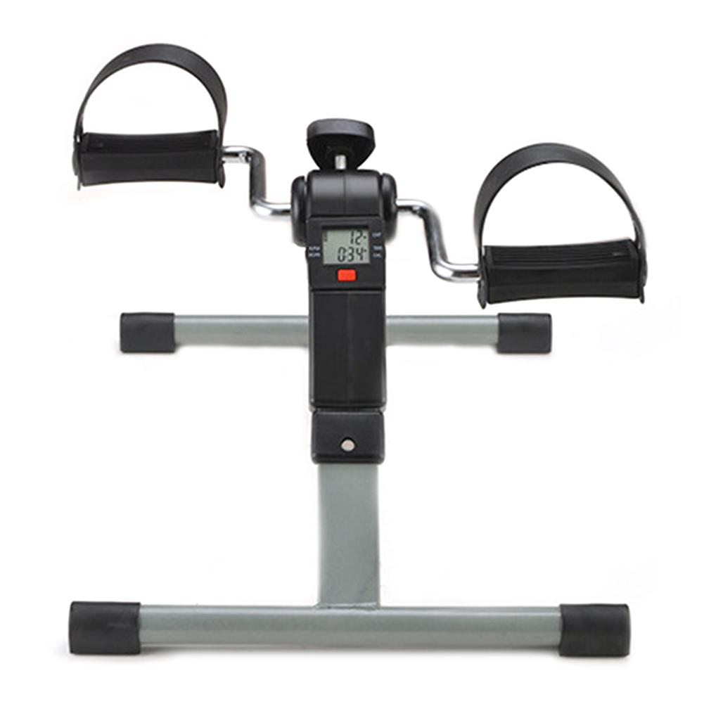 2019 Mini Adjustable Exercise Bike Steppers Home Gym Gymnastics Exercise Lose Weight Equipments Indoor Fitness Treadmill