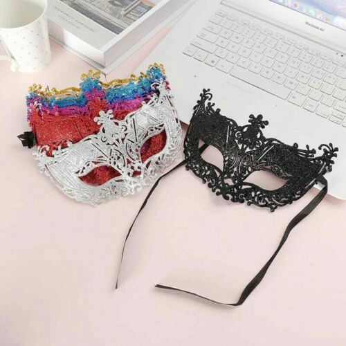 Women Cosplay Mask Venetian Fairy Eye Mask Party Masquerade Partys Carnival Ball
