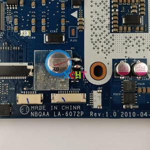 Image 5 - K000104120 NBQAA LA 6072P HM55 w N11M OP1 B A3 GPU for Toshiba Satellite M600 M640 M645 Laptop NoteBook PC Motherboard Mainboard
