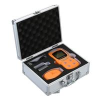 KKMOON 4 in 1 Gas Leak Detector Sensitivity Combustible Alarm Coal Natural Portable EU Plug
