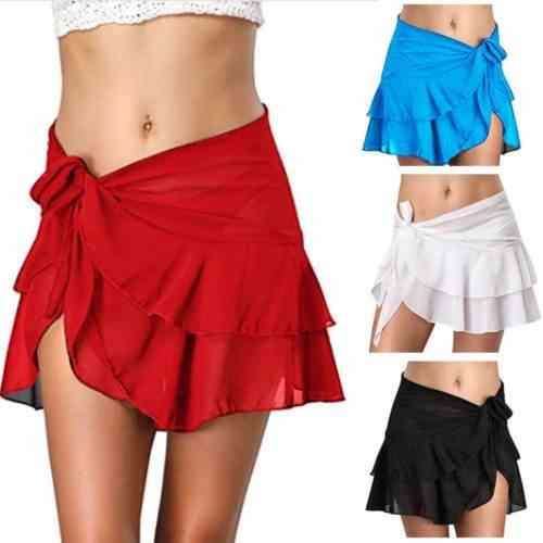 713300b337 Detail Feedback Questions about 2019 Sexy Beach Cover Up Skirt Women ...