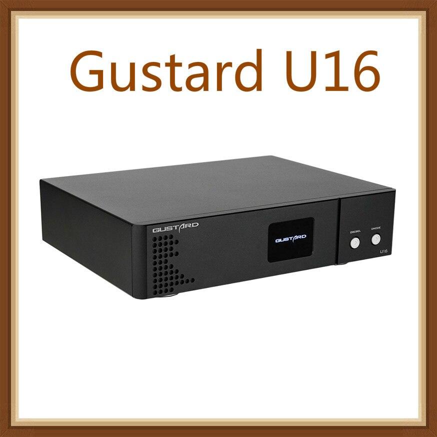 Gustard U16 Es8620 Unterstützung Pcm32bit/768 K Dsd512 Dop Und Native Dsd Digital Interface Tragbares Audio & Video Unterhaltungselektronik