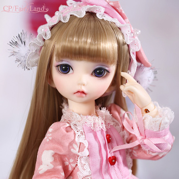 Fairyland Littlefee Luna BJD SD Doll 1/6 Body Model Baby Girls Boys Eyes High Quality Toys Shop Resin Figure Gifts 2