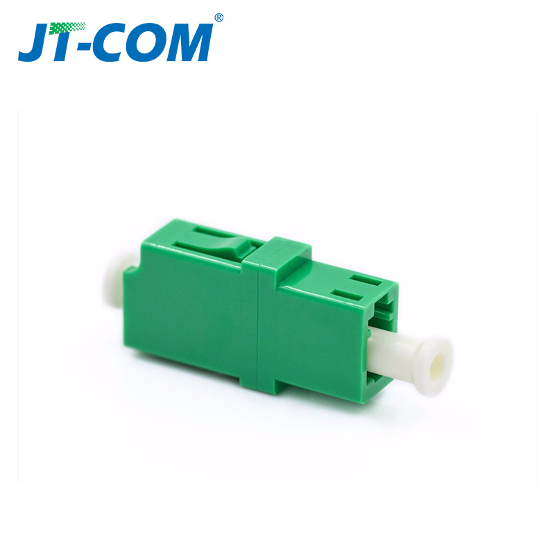 Image 3 - LC APC Simplex SingleMode FTTH fiber adapter  LC UPC SM optical fiber flange connector LC MM Multimode fibra optica coupler-in Fiber Optic Equipments from Cellphones & Telecommunications