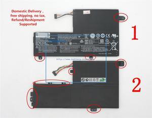 FREE SHIP 11.4V,52.5W Genuine battery L15C3PB1 for LENOVO Flex 4-1470 80SA, for Lenovo Ideapad Flex 4-1570 80SB