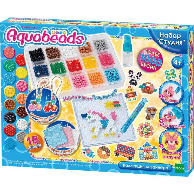 Набор для творчества Aquabeads Коллекция дизайнера
