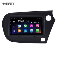Harfey for 2009 2016 Honda Insight RHD 7Android 8.1 car Multimedia player Radio GPS Navi HD Touchscreen Bluetooth FM Wifi SWC