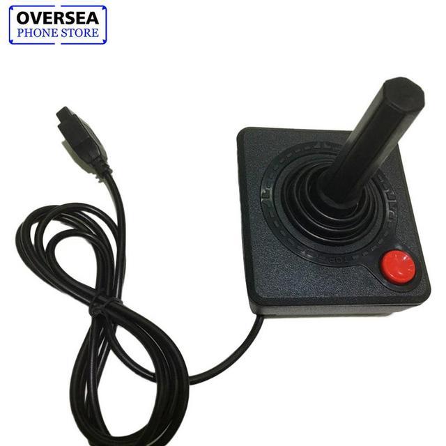 Premium Joystick Controller Handheld Game Portable Video Game Consoles For Atari 2600 Retro Rocker