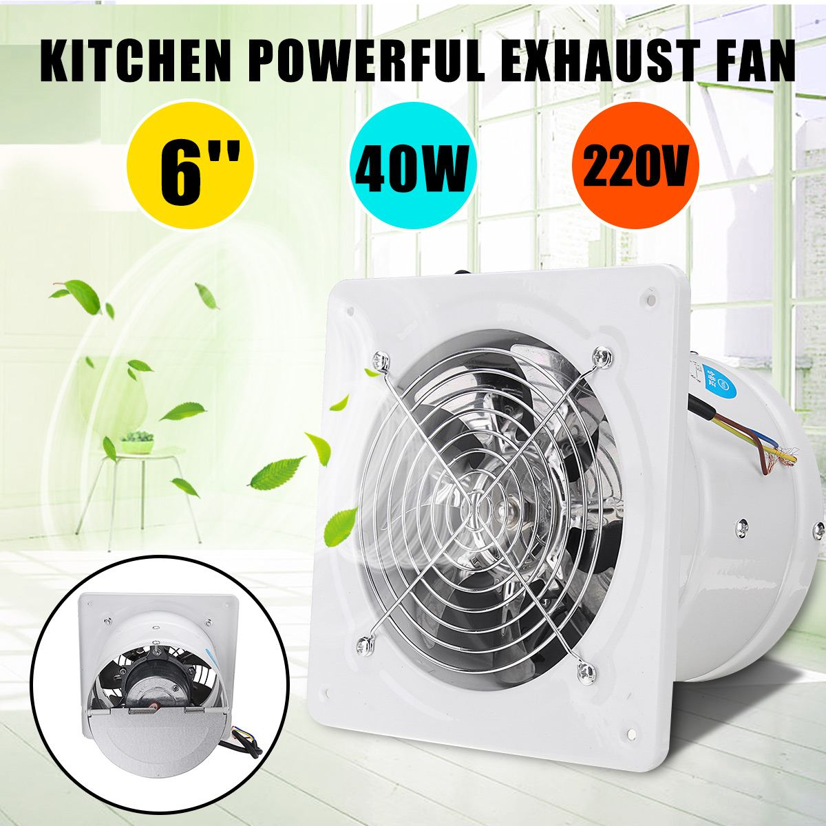 Install Shower Extractor Fan Electrics