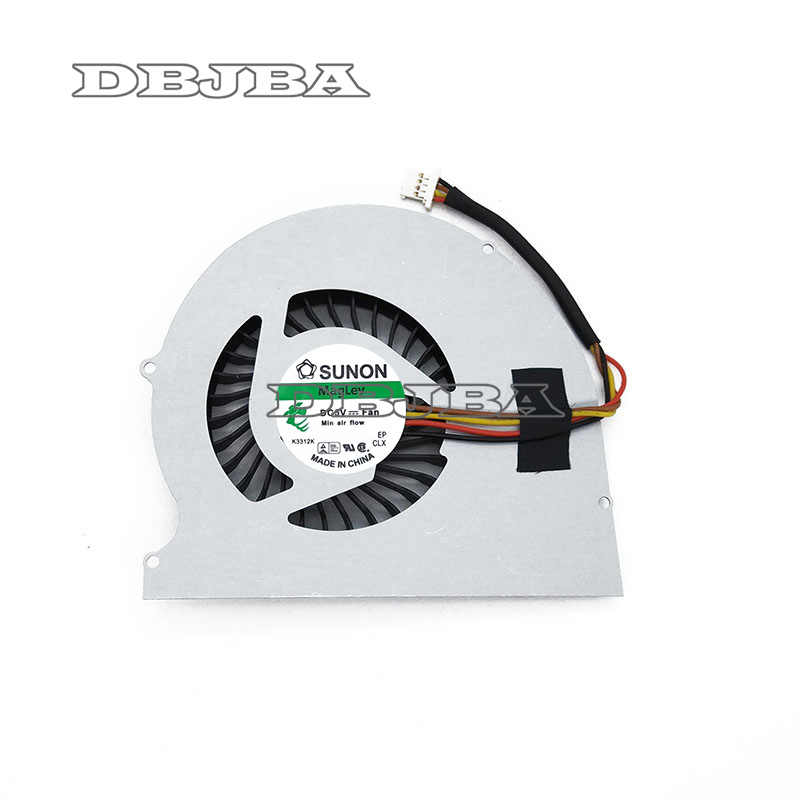 New Laptop CPU Cooling Fan For Acer Aspire 3830 3830G 3830TG 3830 T KSB0605HC MG75070V1-C010-S99 CPU Fan