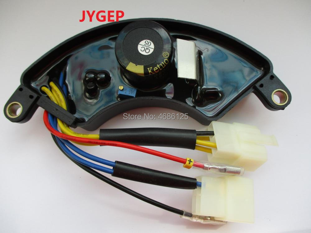 HJ 5K3P18 X1 AVR 8 LINES 8 WIRES HANJING THREE PHASE GENERATOR PARTS