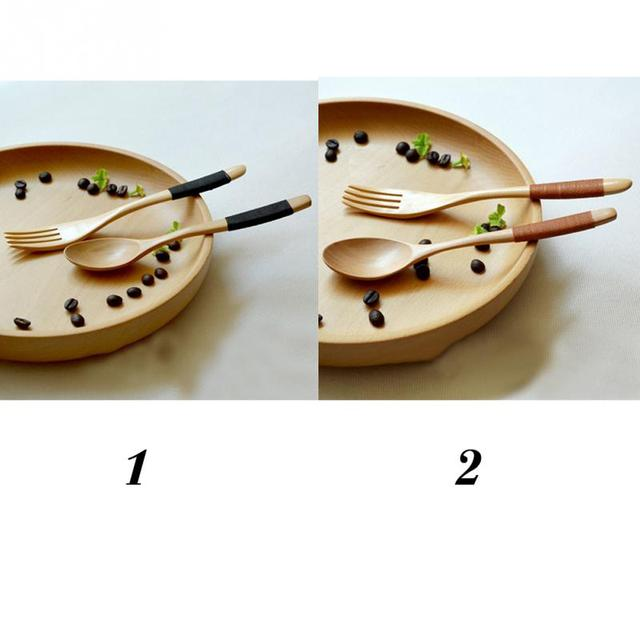 Wooden  Spoon Fork
