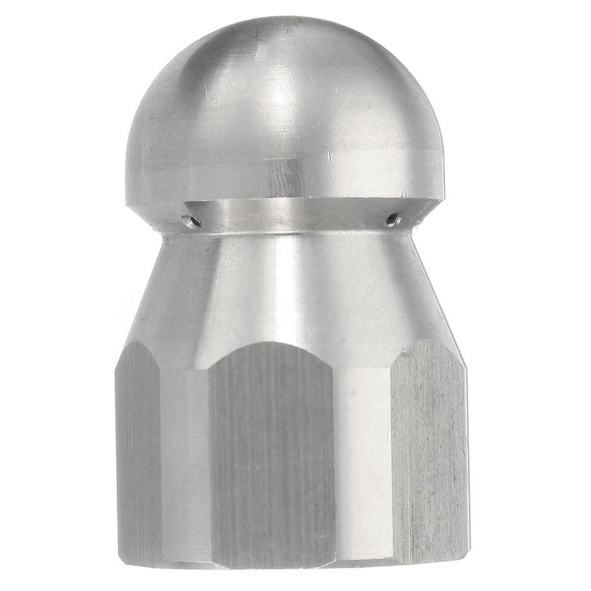 Труба Jetter давления шайба Слива Чистка канализации труба Jetter вращающийся пульверизатор 5 Jet