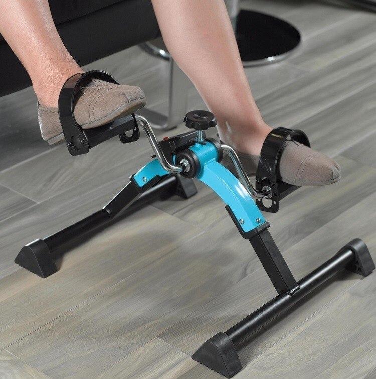 Mini machine multifonctionnelle d'entraînement de réadaptation de jambe de vélo d'exercice perdent des steppers d'équipement de forme physique de poids pour la maison A9274