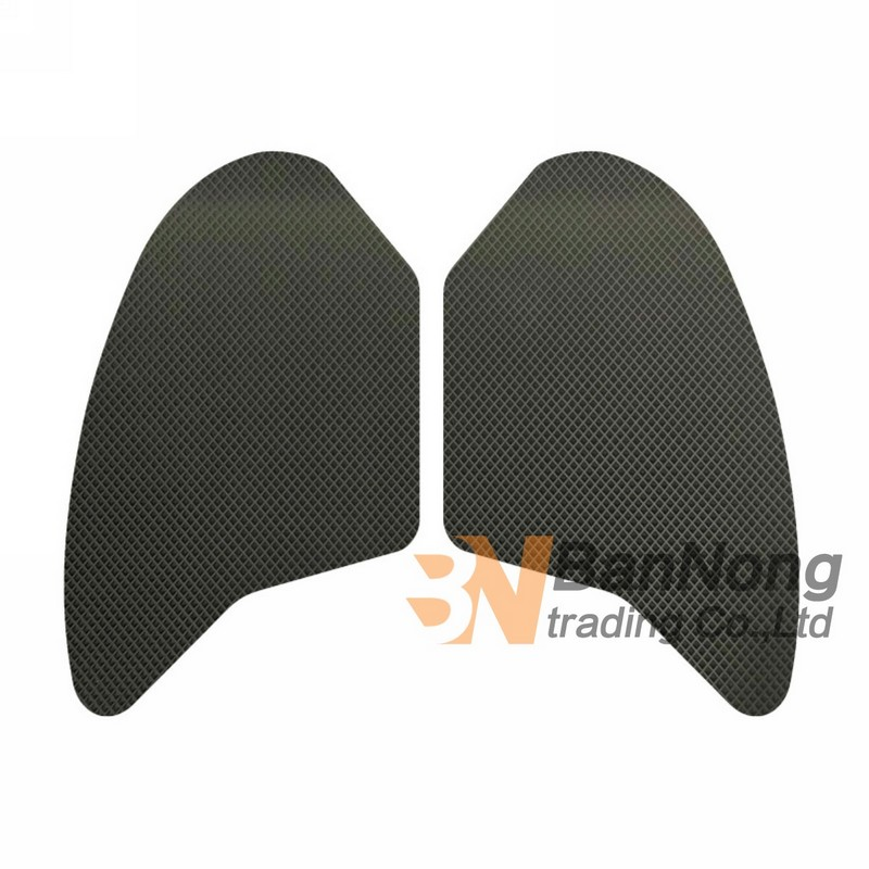 Motorbike Accessories Useful 2pcs Anti-slip Gas Tank Traction Pad Knee Grip Sticker For Kawasaki Ninja Zx6r 636 Zx-6rr 600 2005-2006 Motorcycle Accessories