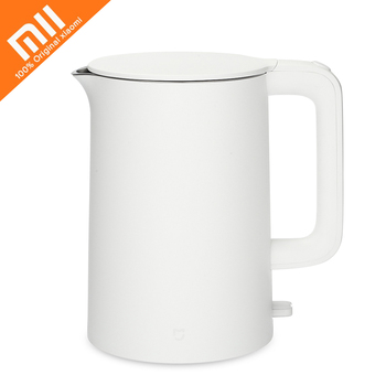 Mijia 1.5l Electric Water Kettle, Stainless Steel Car Power - Off Protection Device For Instant Heating Electric Water Heater