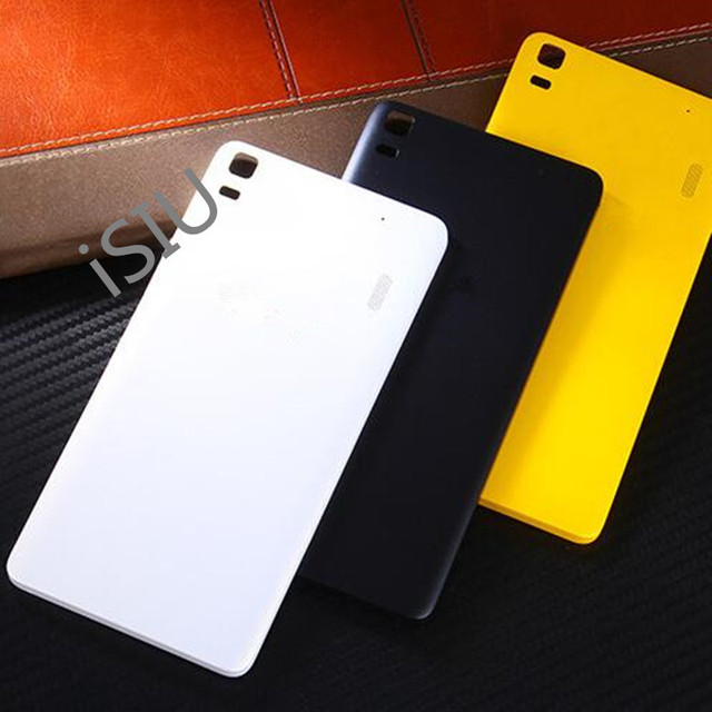timeless design ca943 4cbf7 US $1.99 |Phone Case For Lenovo K3 Note Back Cover K 3 K50 T5 A7000 Mobile  Phone Rear Cover Housing K 3 Battery Door Replacement New-in Mobile Phone  ...
