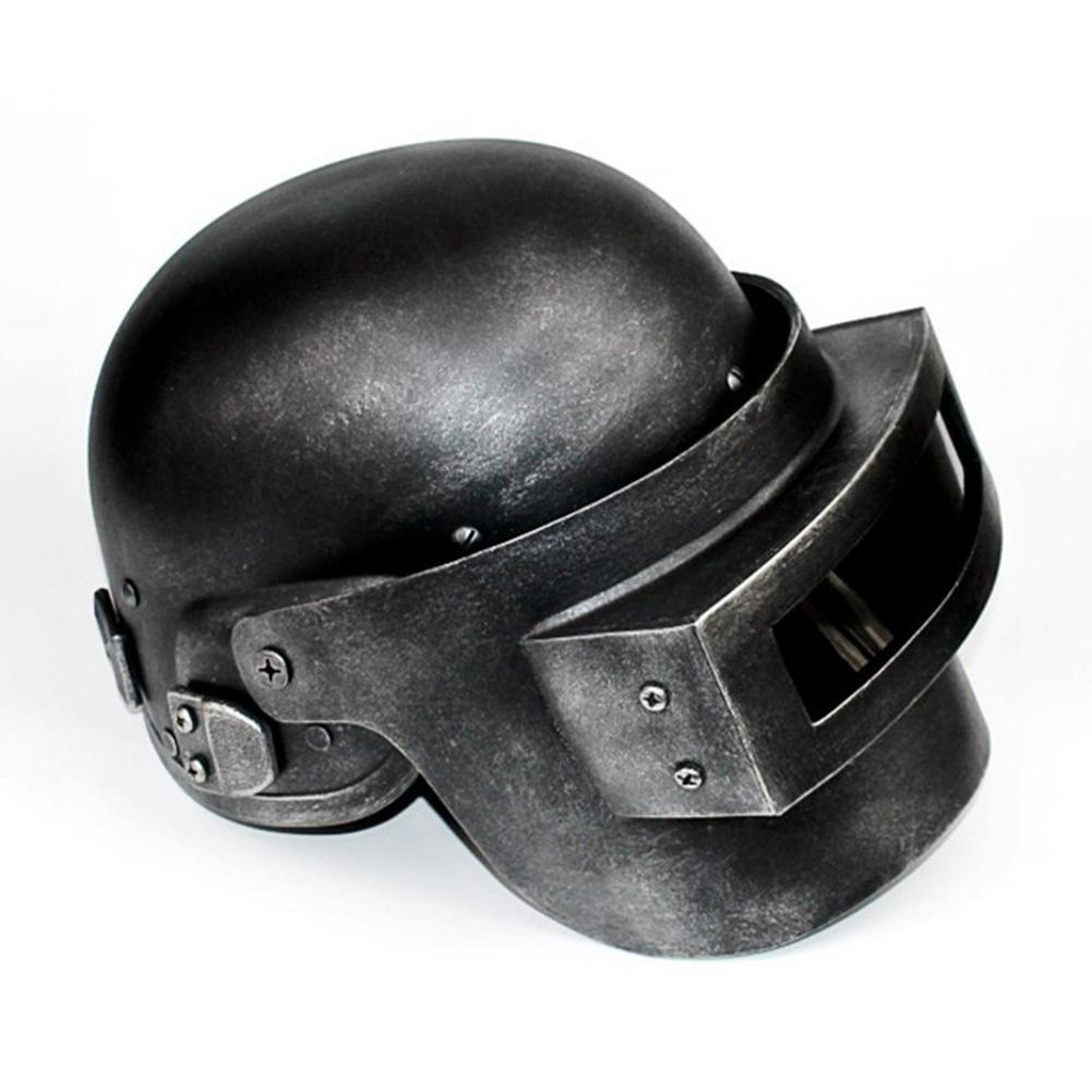 PUBG niveau 3 casque playerchamps de bataille inconnus Costumes de Cosplay Forces spéciales casque autour des armes alliage Cosplay accessoires