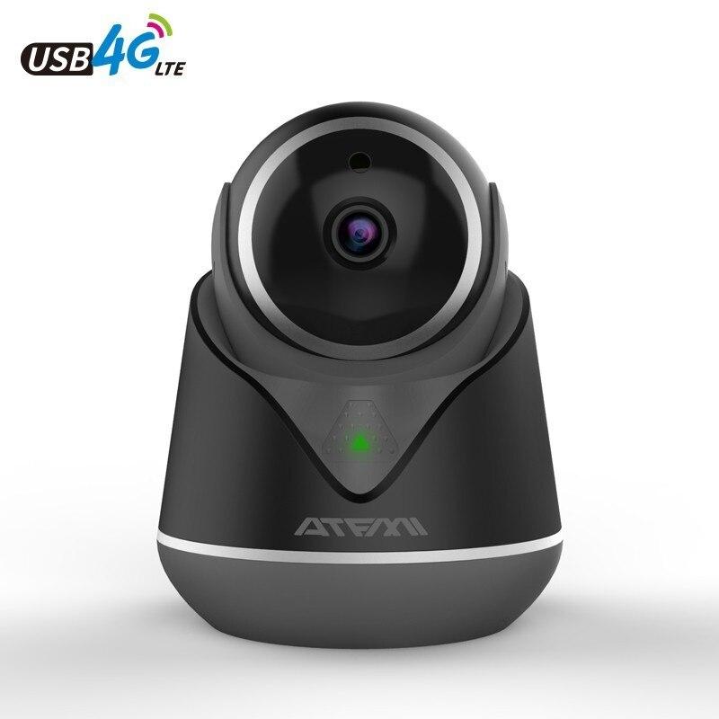 ATFMI Câmera IP HD 1080 P Onvif CCTV Two-way Áudio Night Vision Camera de Vigilância Apoio TF Cartão Nuvem stroage 433 Expansão