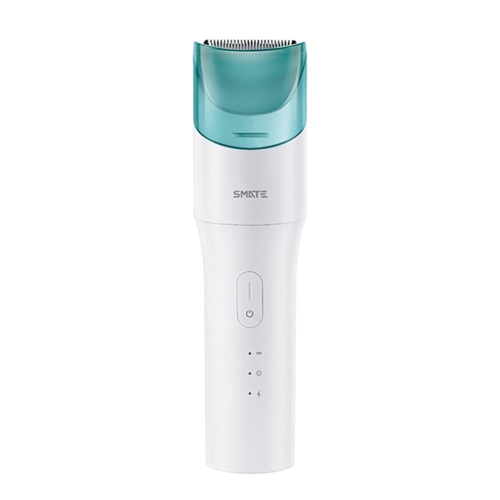 Xiaomi SMATE tondeuse à cheveux électrique USB bébé coupe de cheveux étanche Rechargeable enfants Ultra-silencieux automatique tondeuse à cheveux - 6