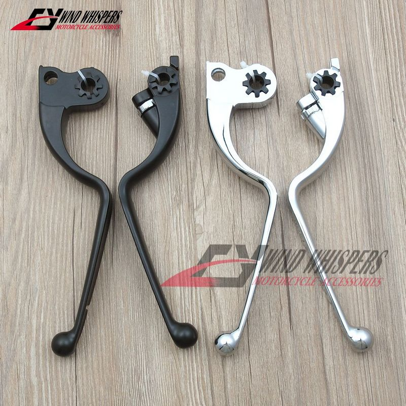 Motorcycle Levers Brake Clutch Lever For INDIAN Models Phantom 2014 2015 2016 2017 2018