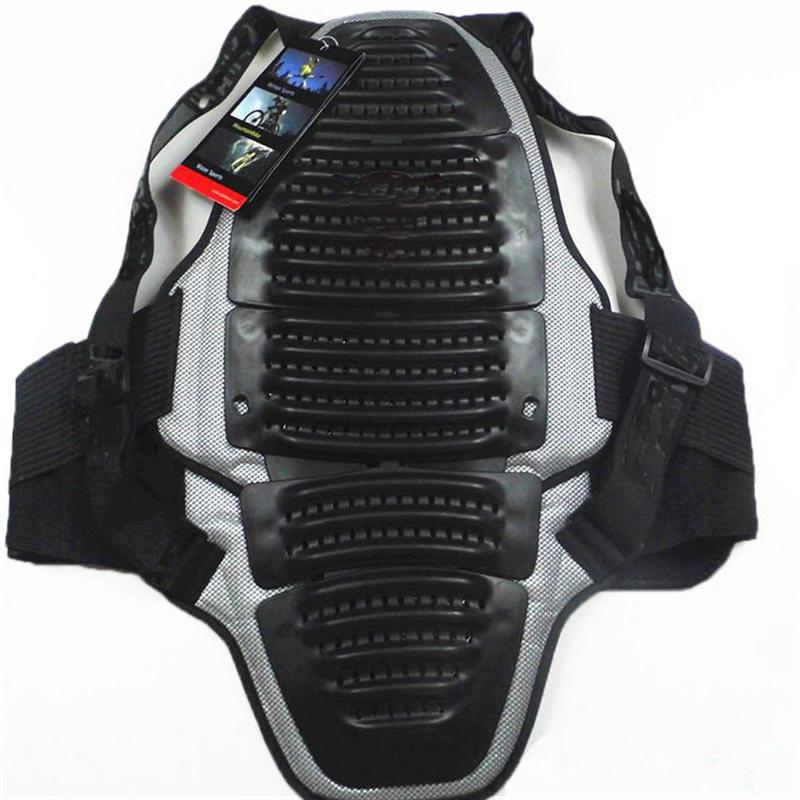 cheapest Motorcycle Knight Back Protector Professional EVA Armor Riding Equipment Extreme Sports Protection Safe Breathable Detachable
