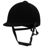 Horse Riding Helmet Equestrian Sport Adjustable Schooling Helmets for New to Intermediate Equestrian Riders