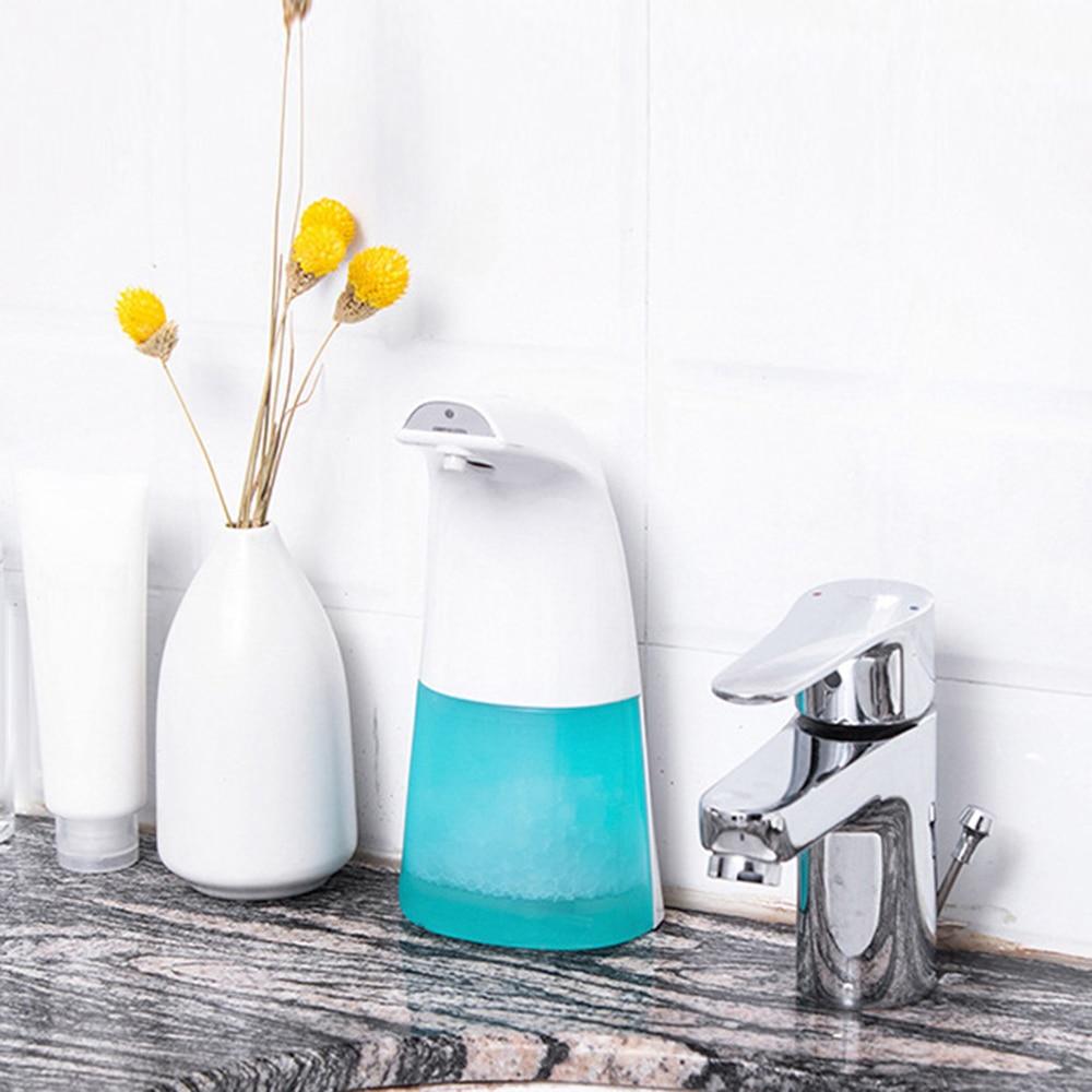 350ml Infrared Sensing Automatic Soap Dispenser Waterproof