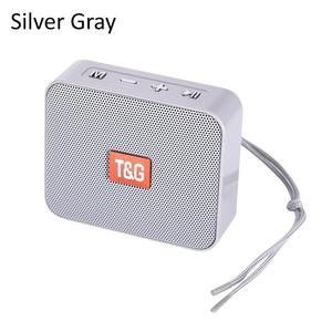 Image 3 - ลำโพงมินิแบบพกพานวัตกรรมสแควร์ไร้สายบลูทูธ TG166 สนับสนุน Micro TF Card สเตอริโอ Hd Bass เสียงอุปกรณ์