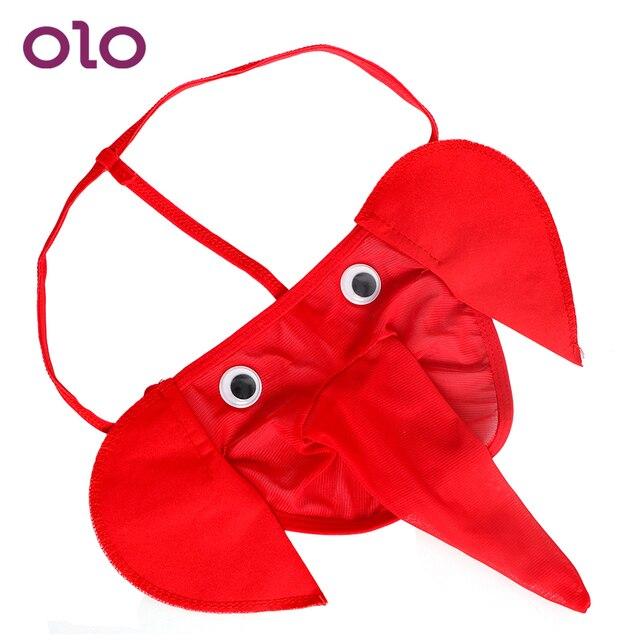 OLO G cordes sous-vêtements homme Sexy éléphant pantalon jouets érotiques jouets sexuels pour hommes jeu de rôle jeux pour adultes