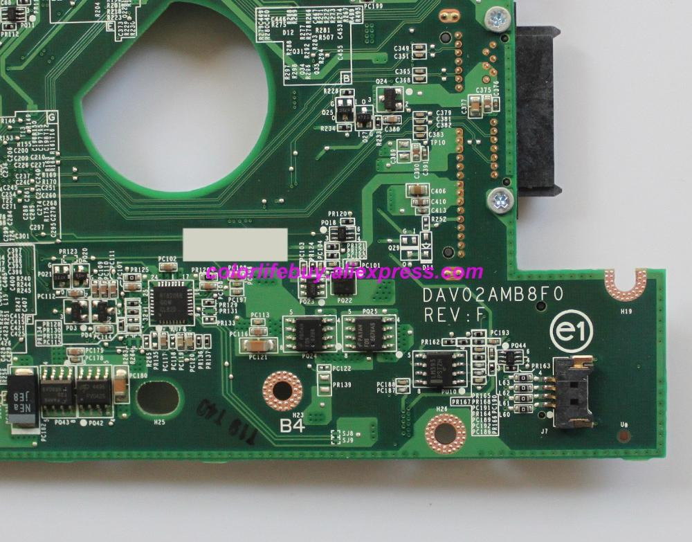 Image 5 - Genuine 0FR3M 00FR3M CN 00FR3M DAV02AMB8F0 HM67 DDR3 Laptop Motherboard Mainboard for Dell Inspiron 14R N4110 Notebook PC-in Laptop Motherboard from Computer & Office