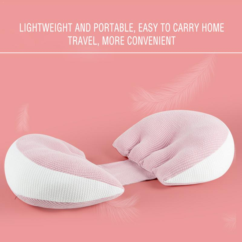 Side Sleeper Pregnancy Support Pillow Maternity Belly Support Pillows Pregnancy Back Waist Support Cushion