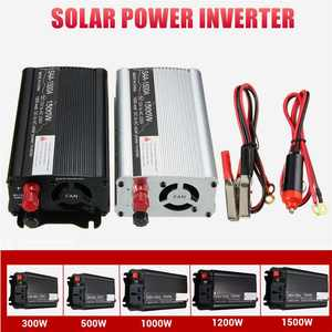 12V 220V Converter Transformer-Power-Inverter Car-Charge Sine-Wave-Voltage Peaks 2000/3000W