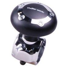 Сверхзвуковая черная автомобильная ручка на руль автомобиля