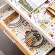 Ne'w коврик для кухонного стола ящики шкафа полки вкладыши нескользящий коврик для буфета домашний гардероб коврик обувь коврик в шкафчик